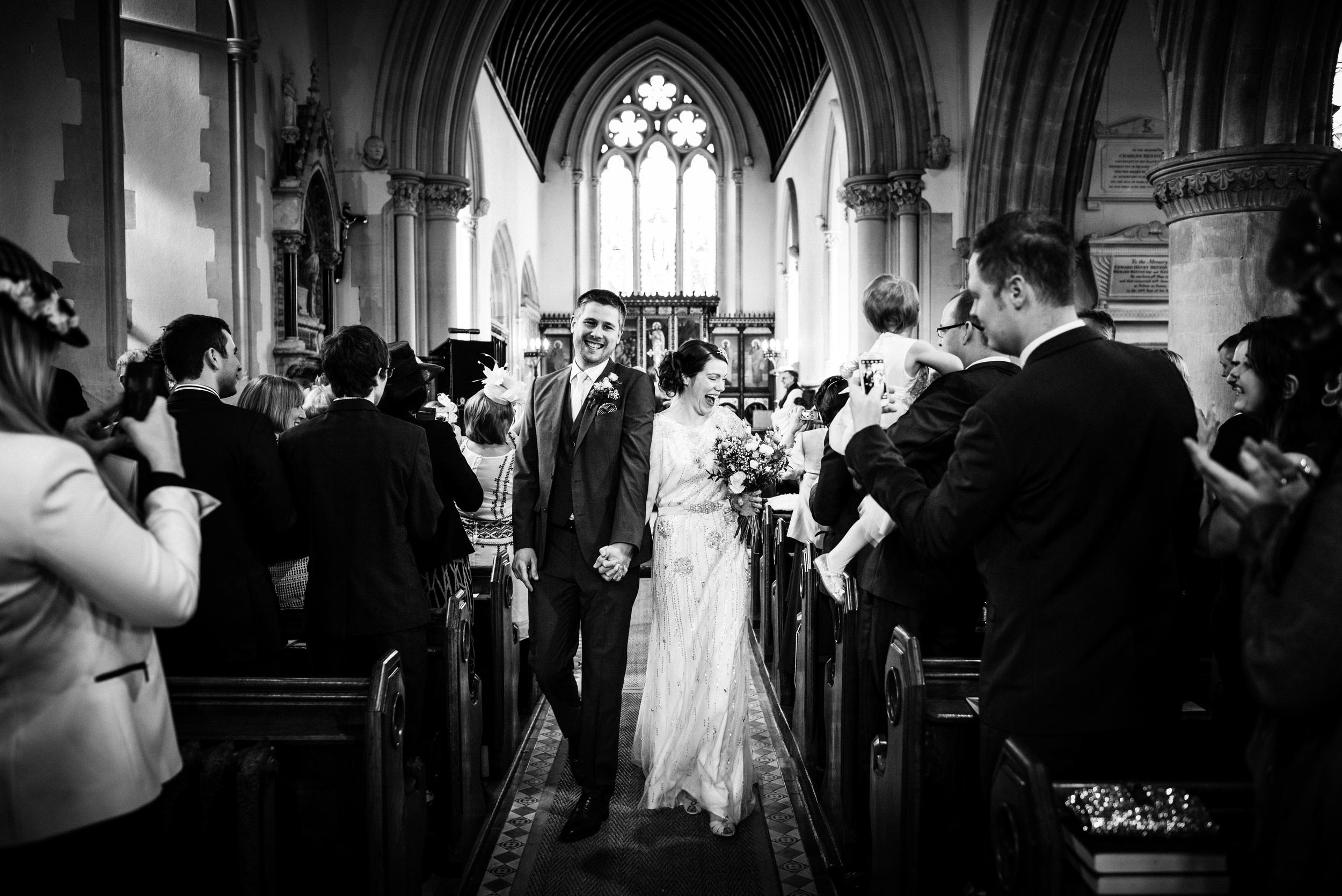married - st marks, englefield
