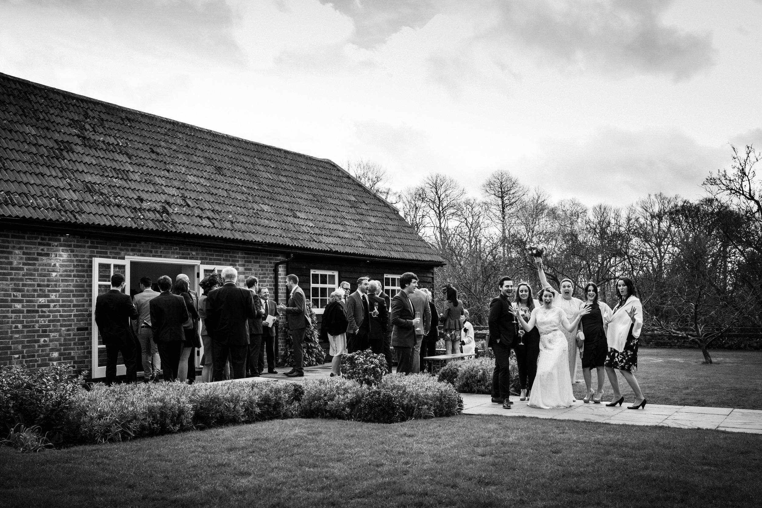 ufton court wedding photography