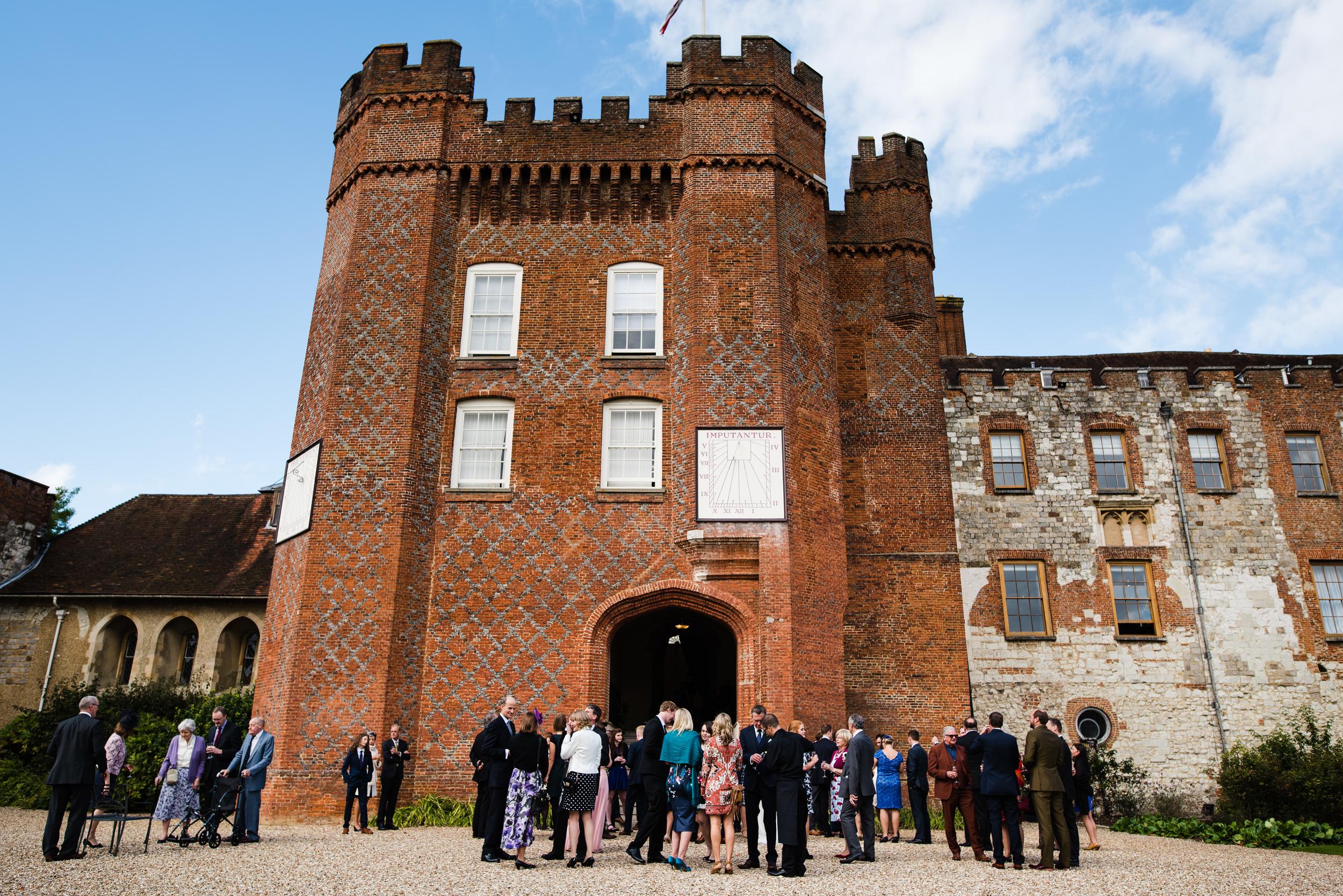 Castle Wedding Photography - Louisa & Nick-210.jpg