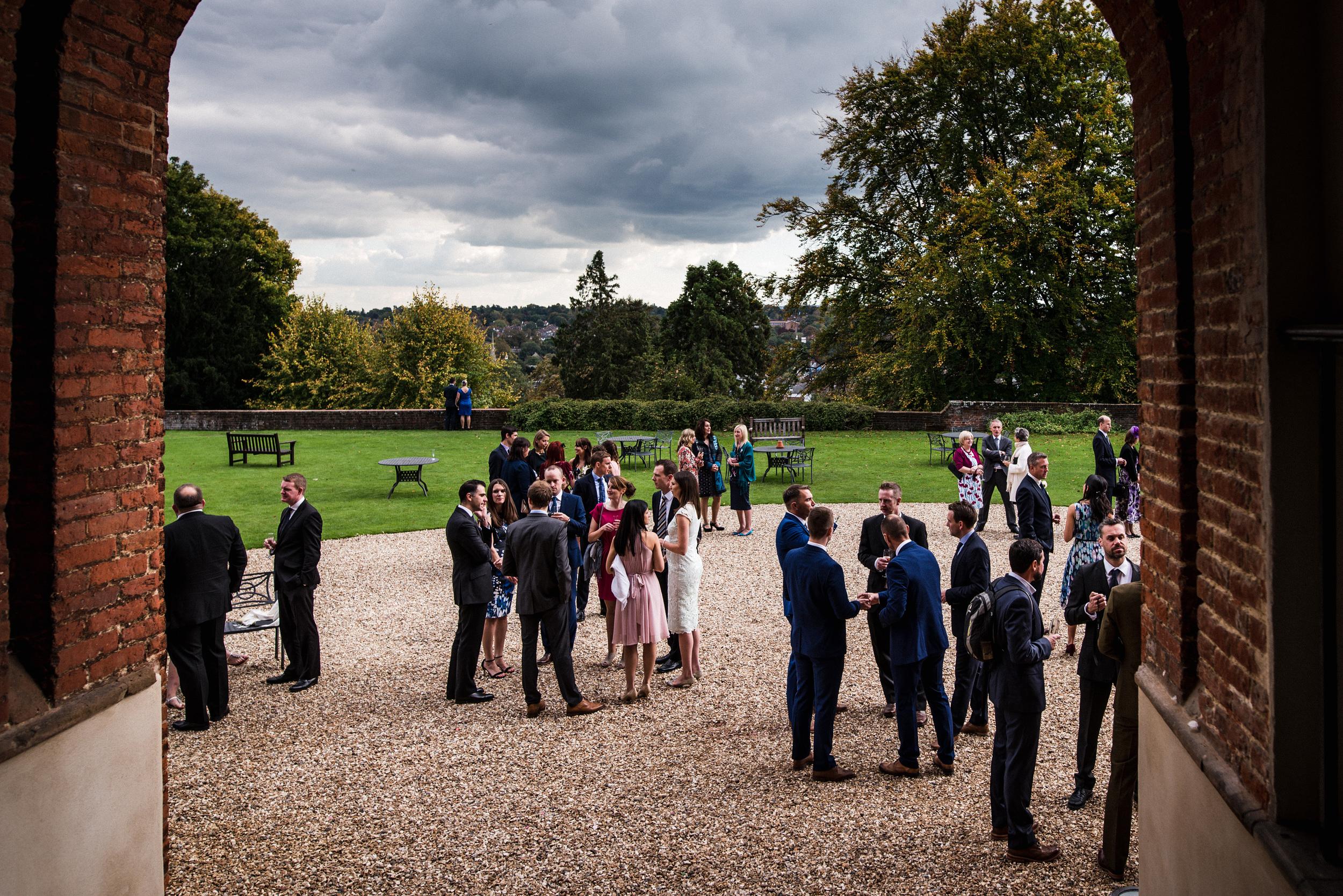 Castle Wedding Photography - Louisa & Nick-296.jpg