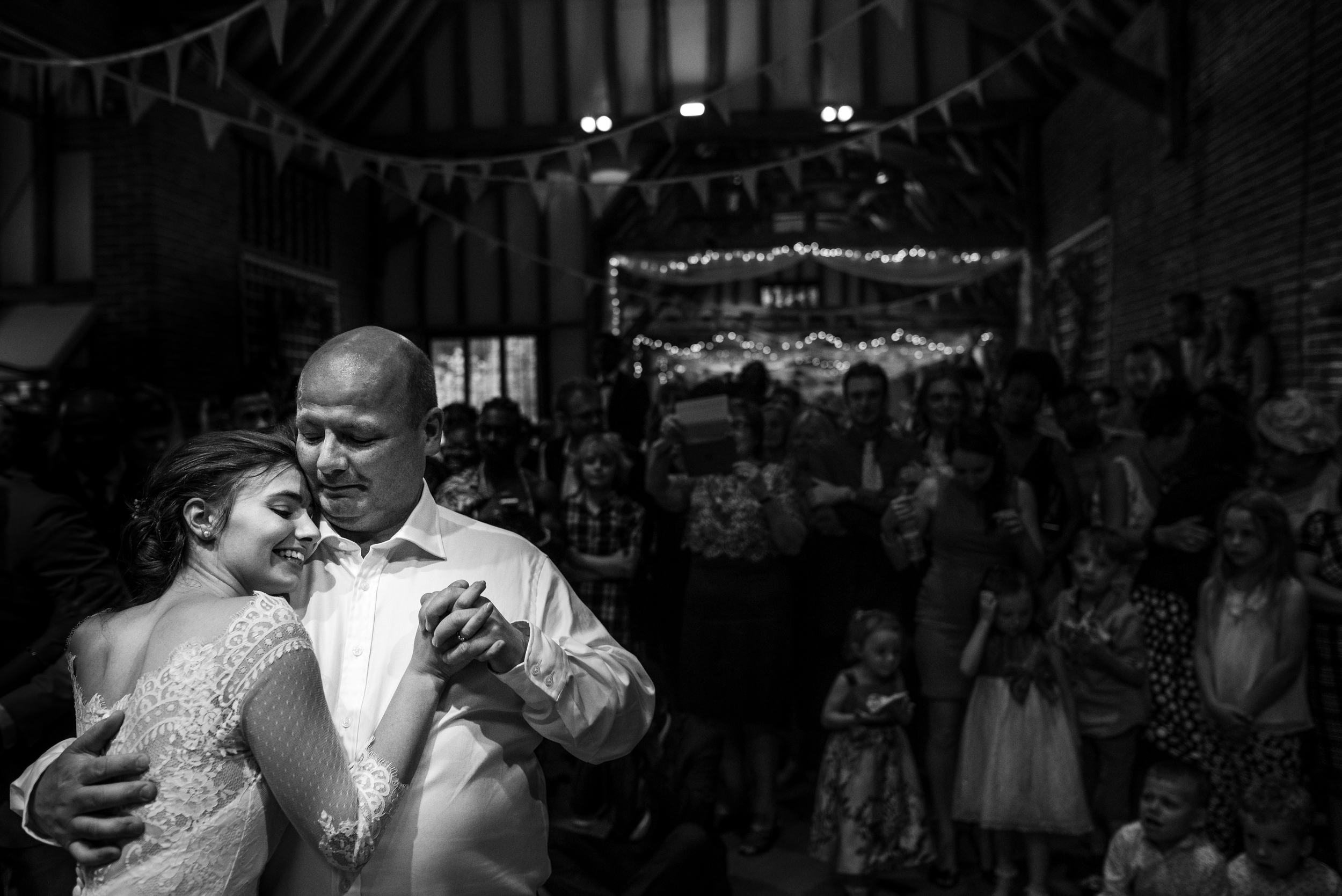 Dancing with dad - An Image I Love (series)