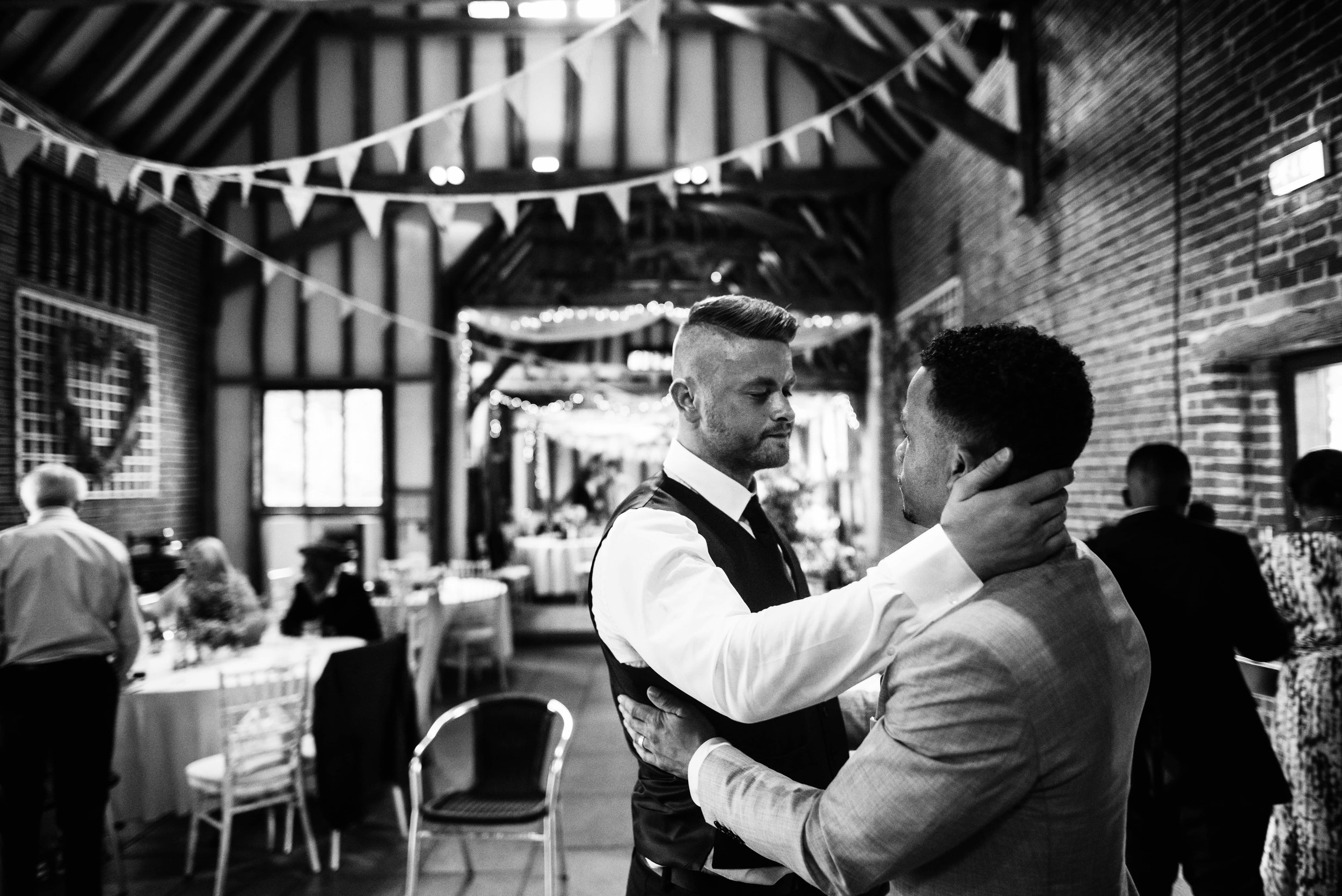 Haughley Park Barn Wedding Photography - Megan & Myles (26).jpg