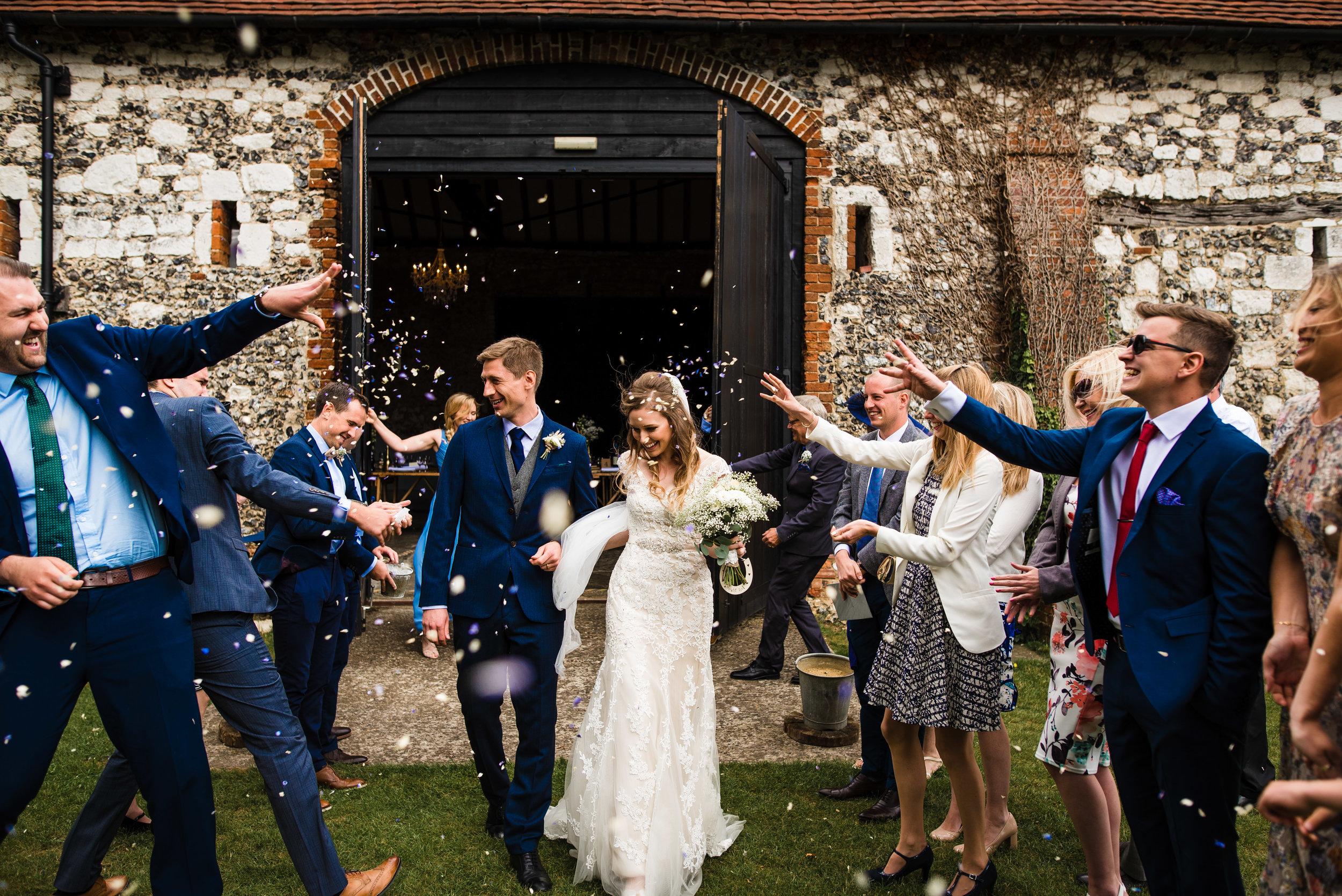 Monks Barn Wedding Photography - Michelle  Richard-155.jpg