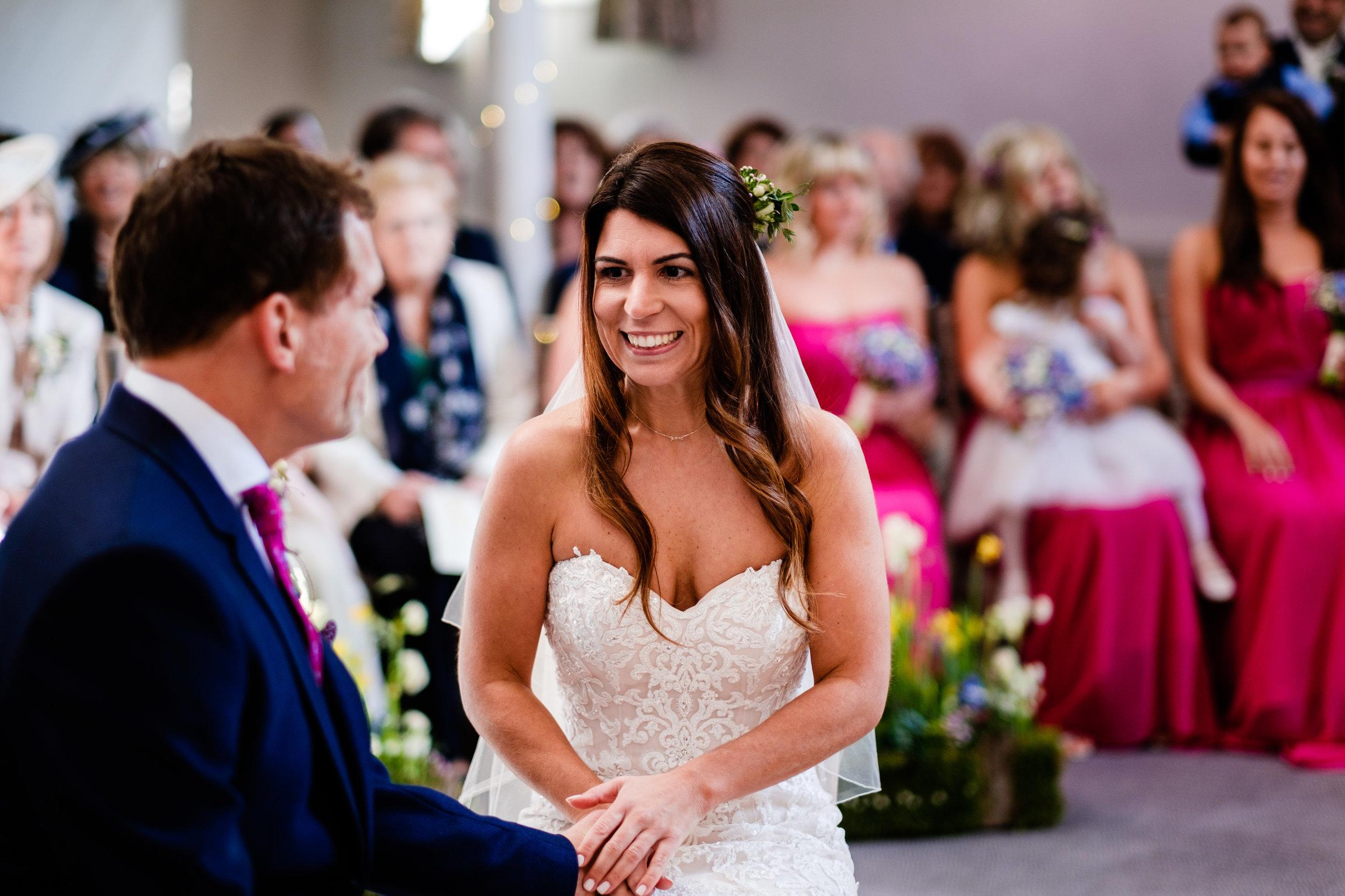 Kings Chapel Wedding Photography - Clare & Rick-99.jpg