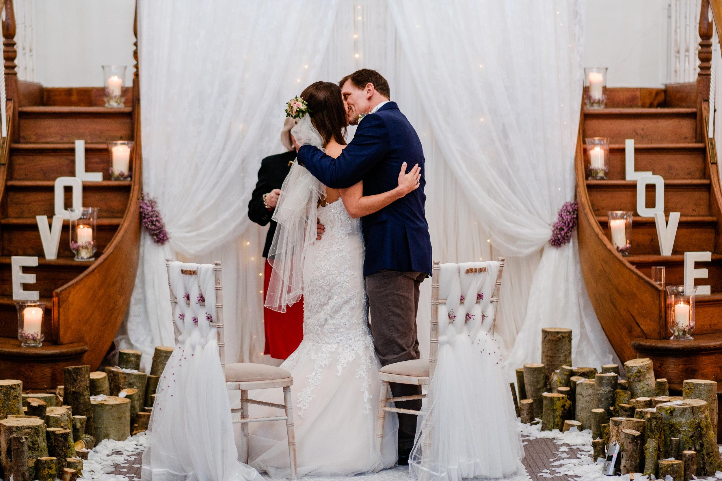 Kings Chapel Wedding Photography - Clare & Rick-115.jpg