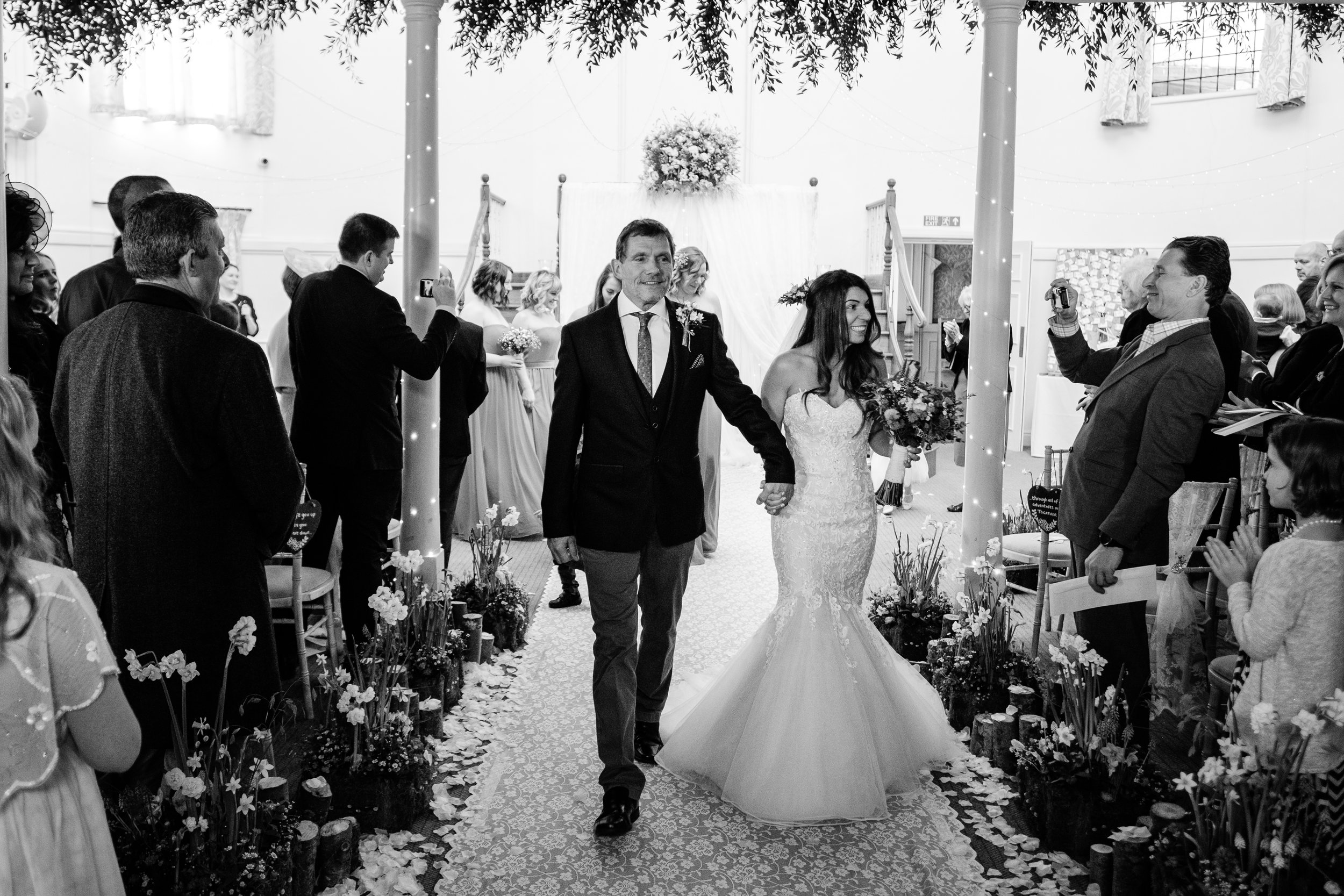 Kings Chapel Wedding Photography - Clare & Rick-128.jpg
