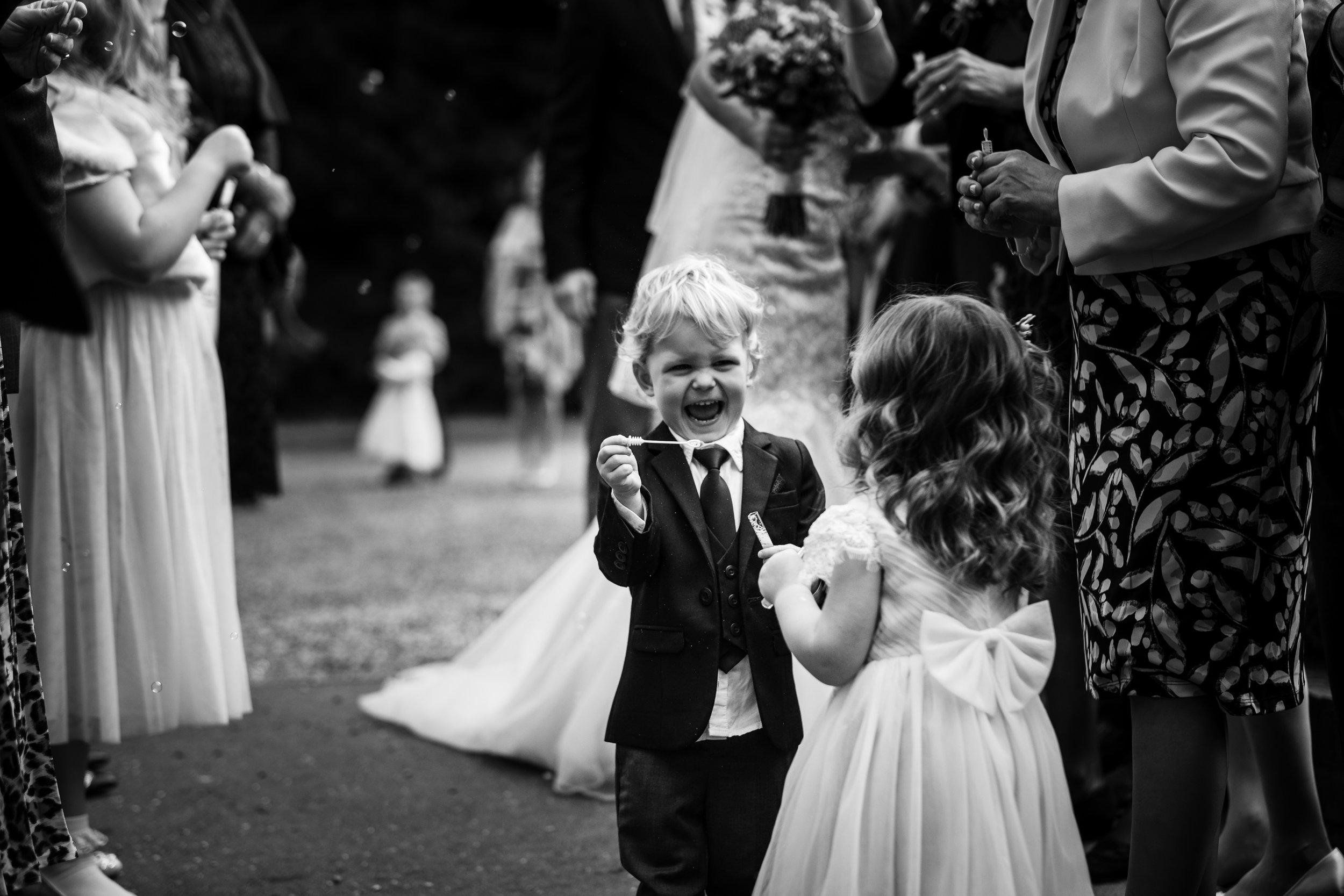 Kings Chapel Wedding Photography - Clare & Rick-144.jpg