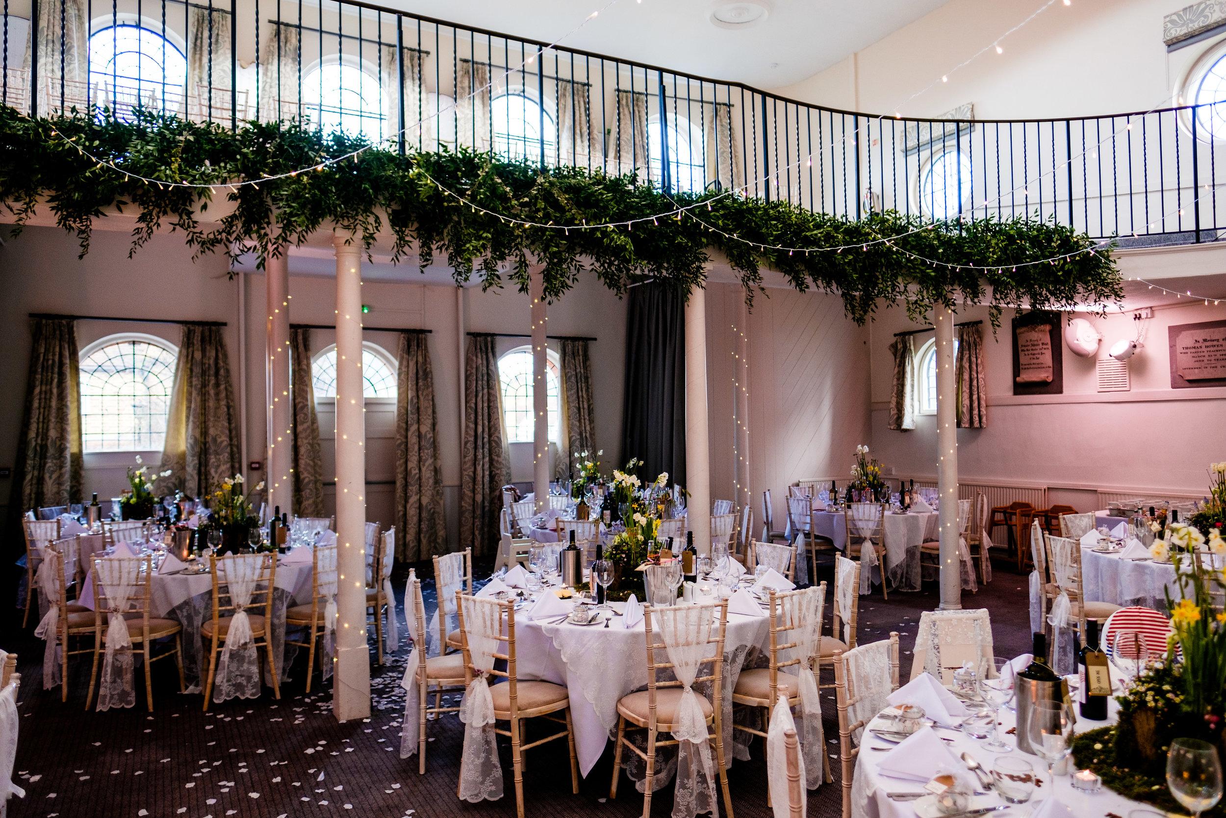 Kings Chapel Wedding Photography - Clare & Rick-215.jpg
