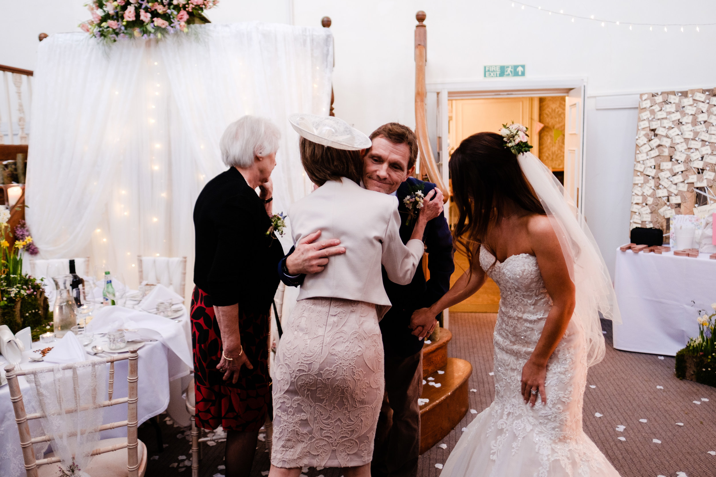 Kings Chapel Wedding Photography - Clare & Rick-233.jpg