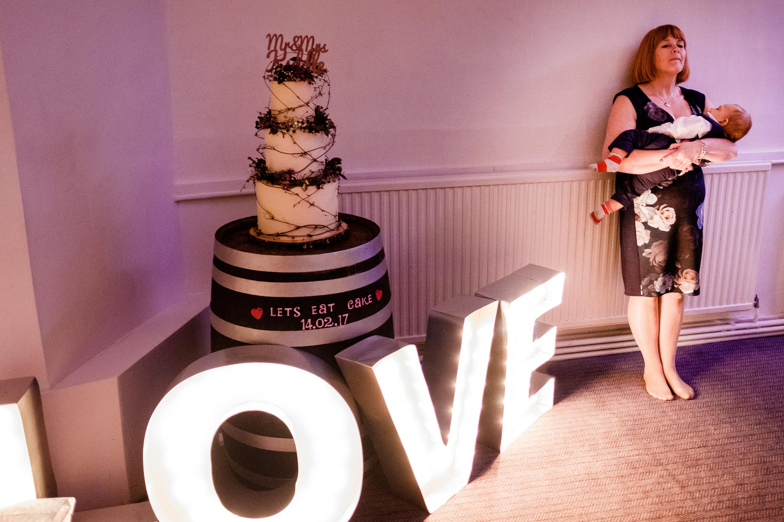 Kings Chapel Wedding Photography - Clare & Rick-306.jpg