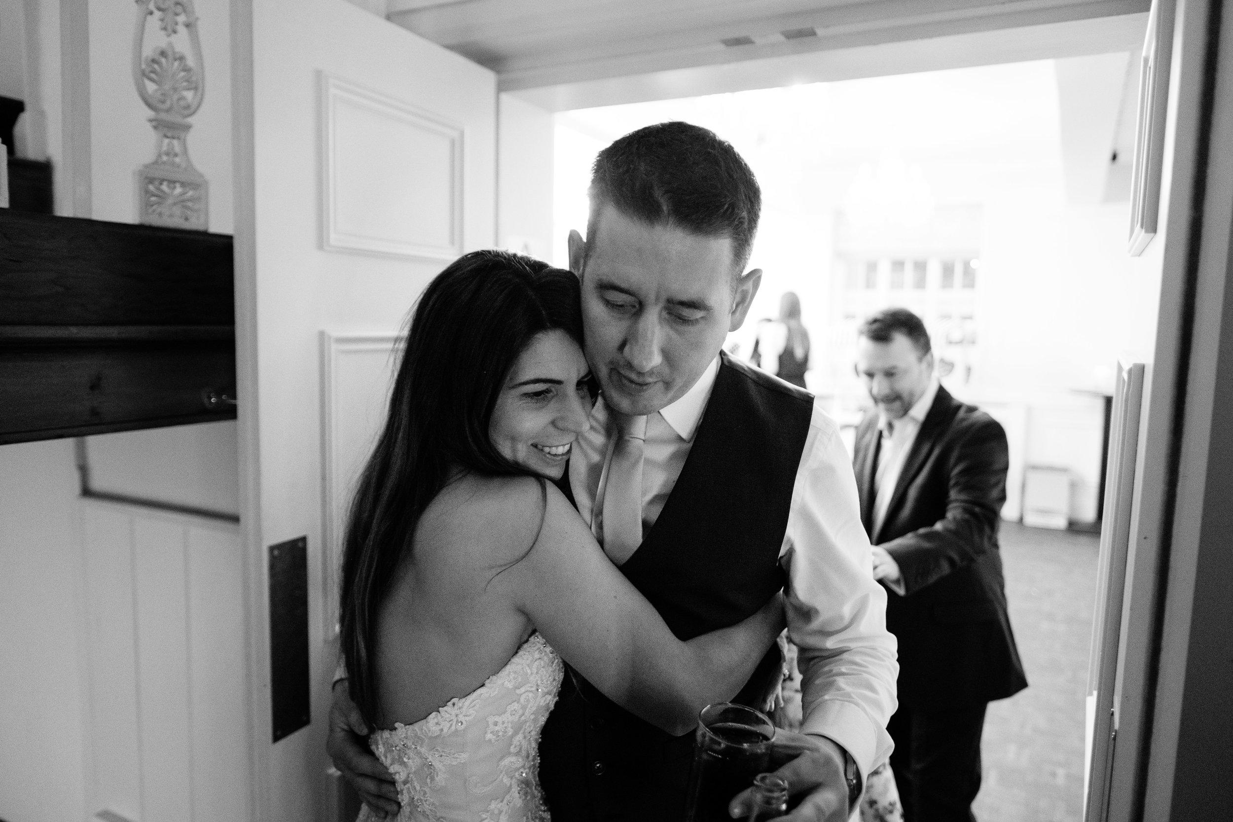 Kings Chapel Wedding Photography - Clare & Rick-375.jpg