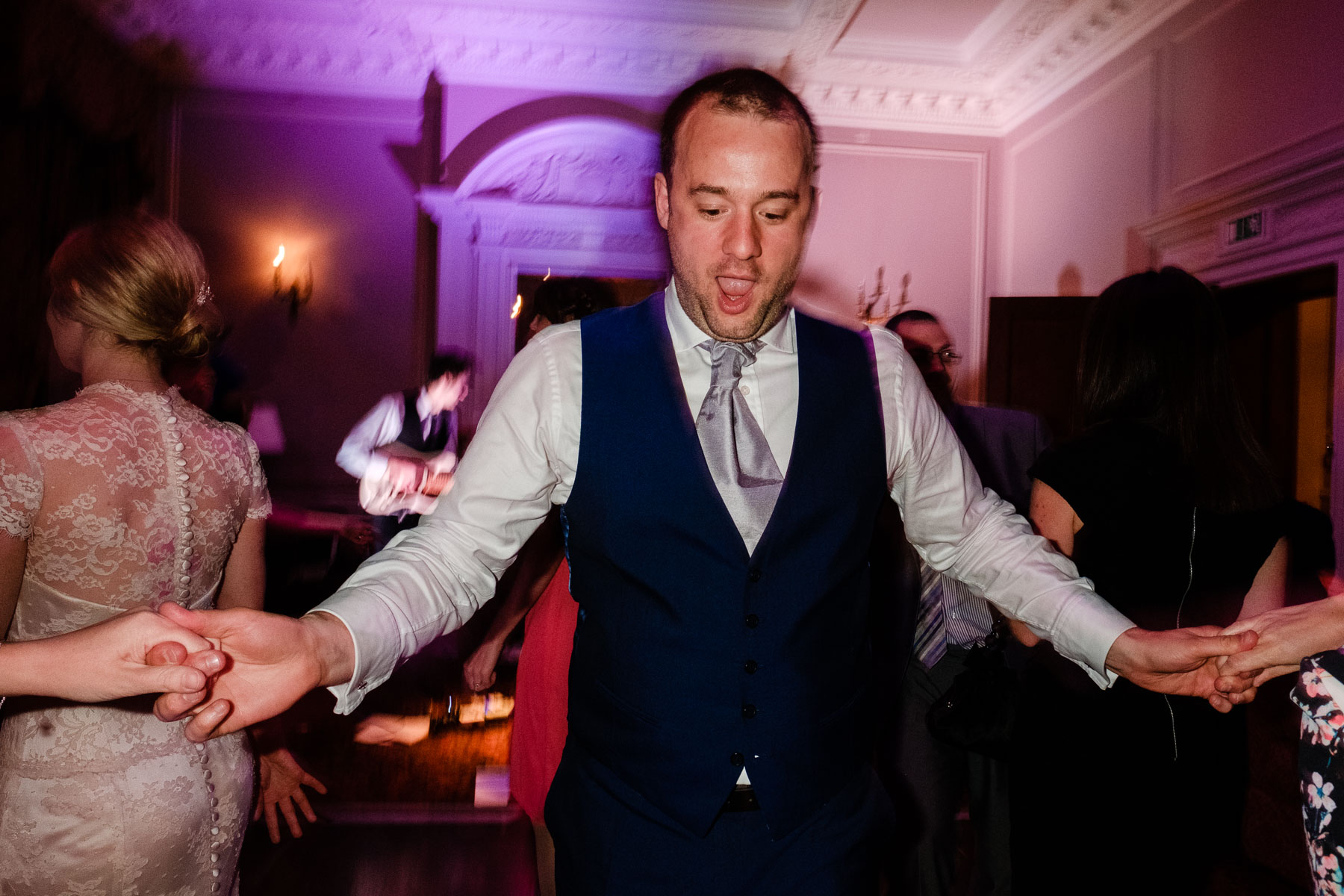Crathorne Hall Wedding Photography - Jo & Paul (374).jpg