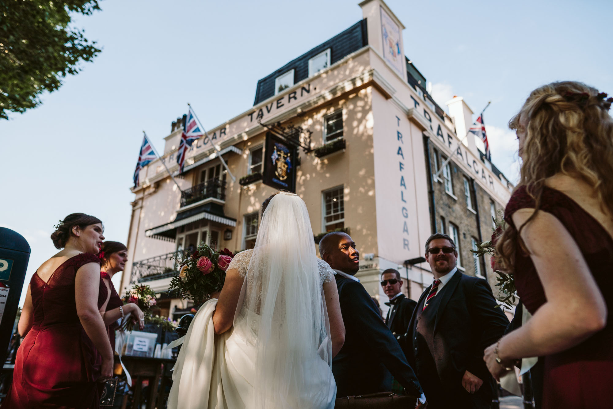 Trafalgar Tavern Wedding Photography (209).jpg