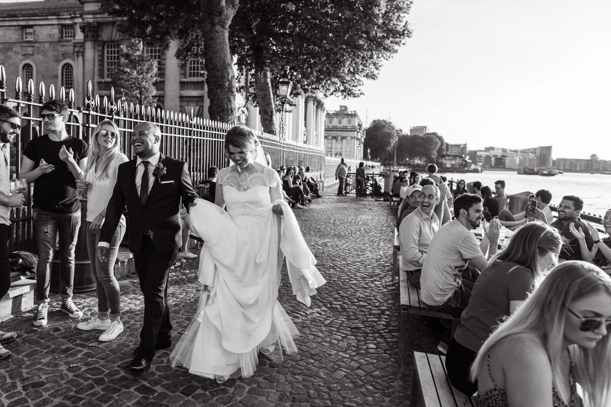 Trafalgar Tavern Wedding Photography (323).jpg