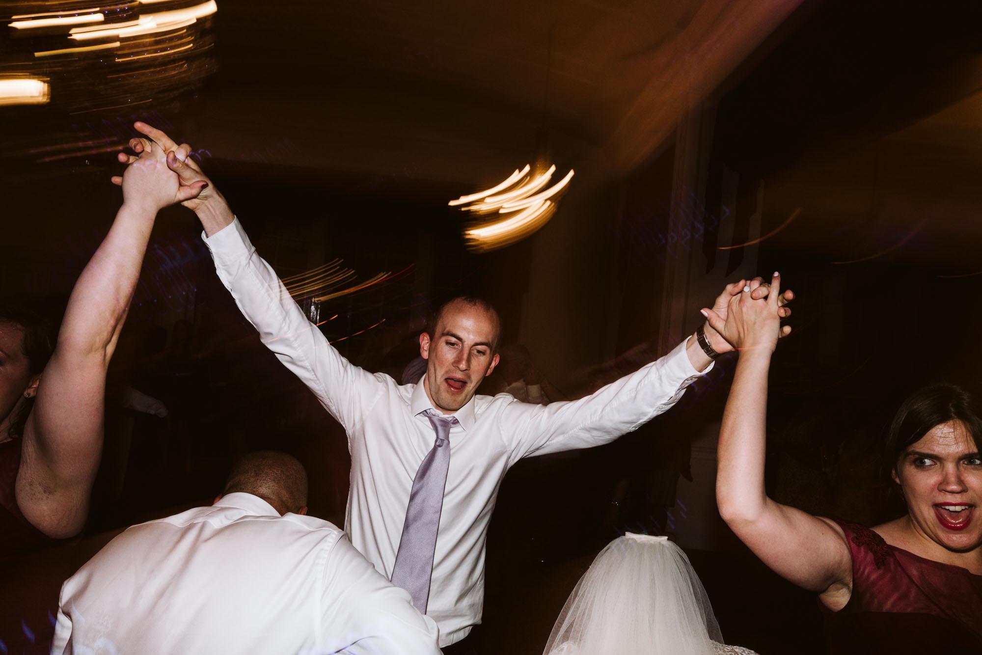 Trafalgar Tavern Wedding Photography (376).jpg