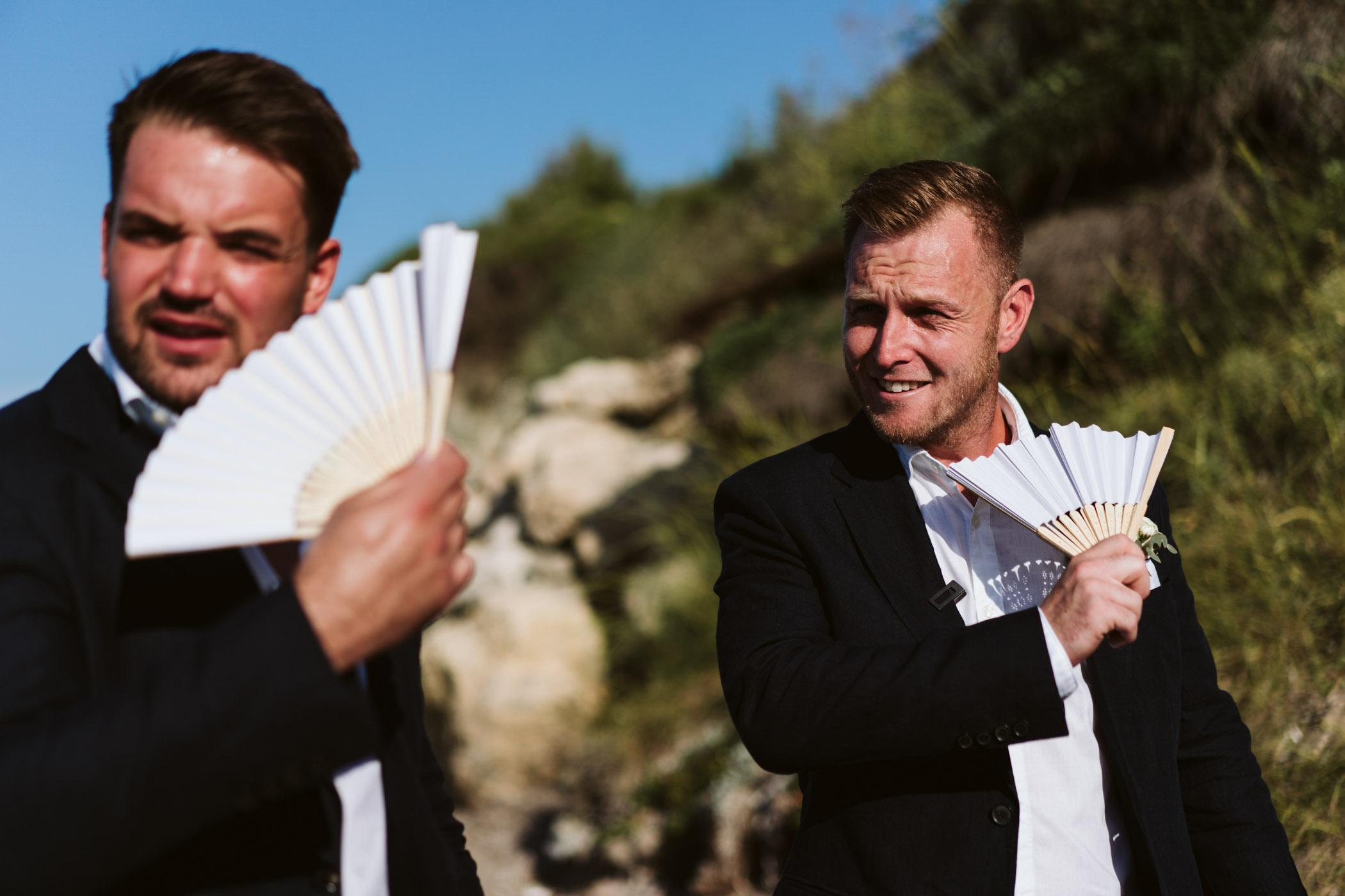Porto Azzuro Wedding Photography