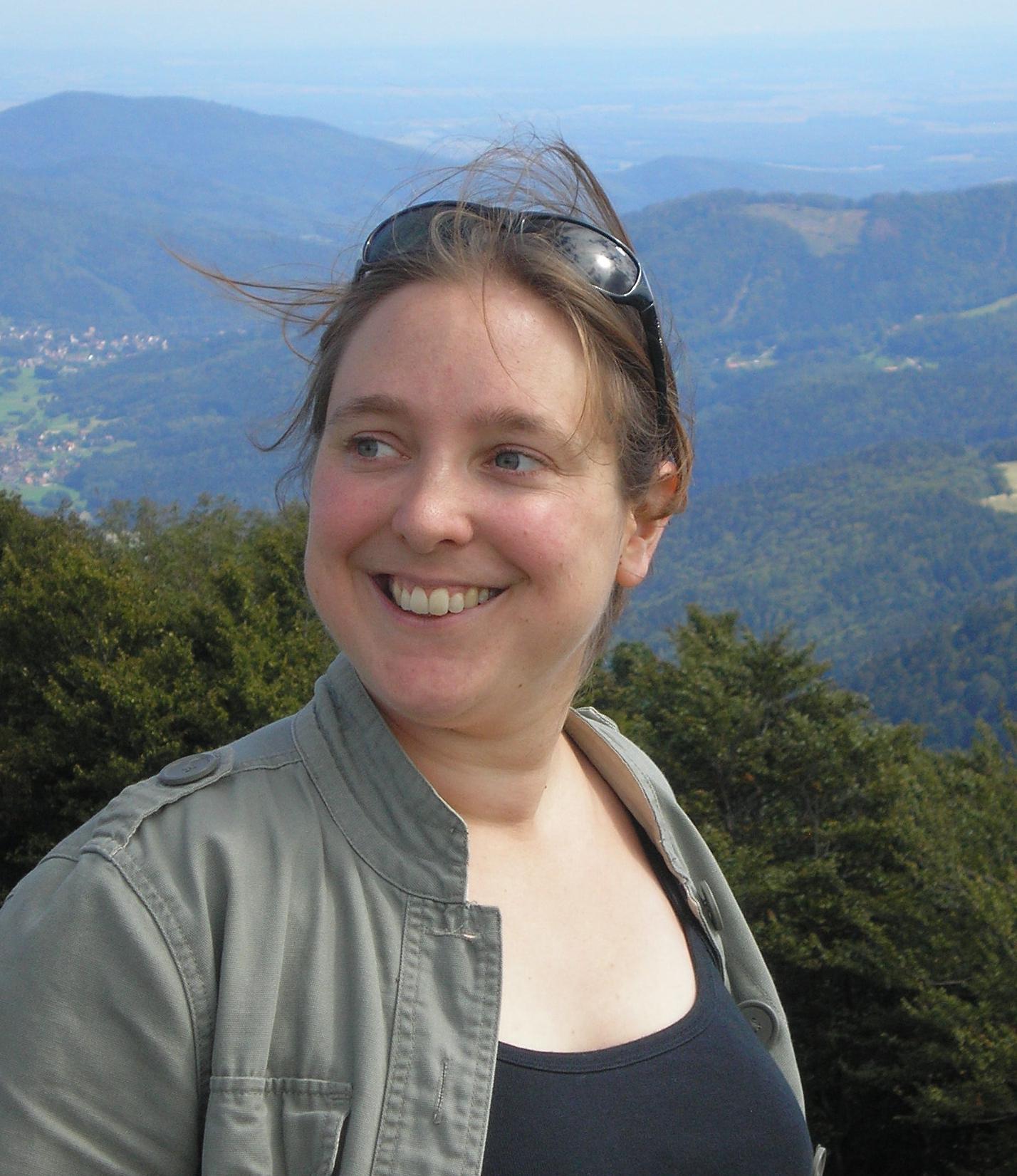 Claire Hudson