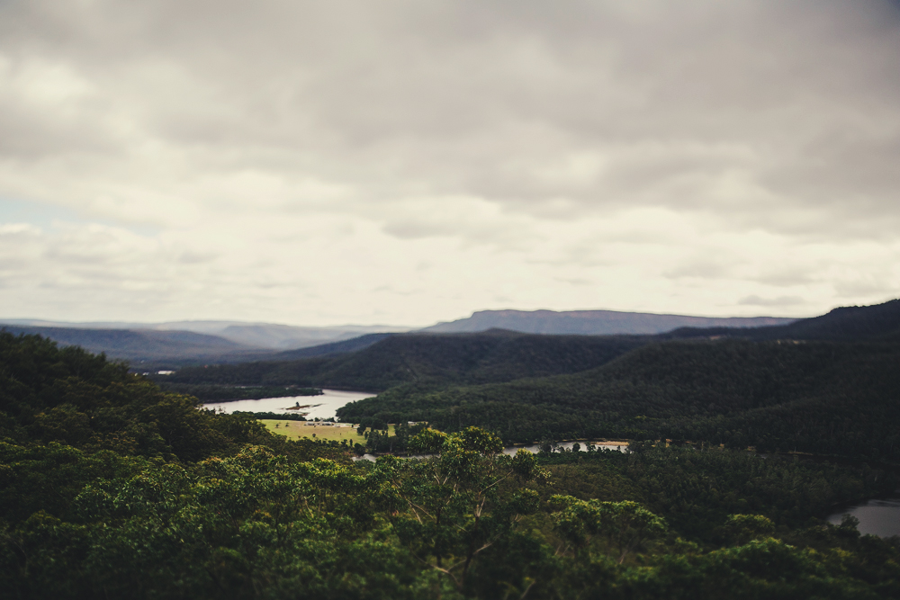 taking in the views at my favourite place in new south wales, kangaroo valley.