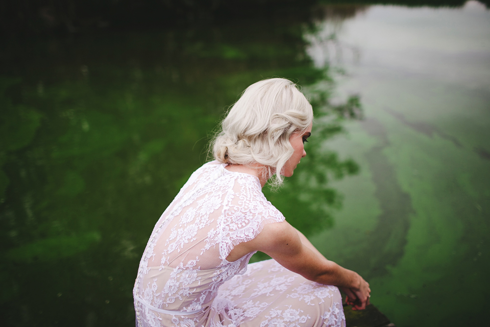 model  cassie @ the agency // hair + makeup  abbey love // florals  chanele rose flowers // photos + film  dan & i @ swoon weddings