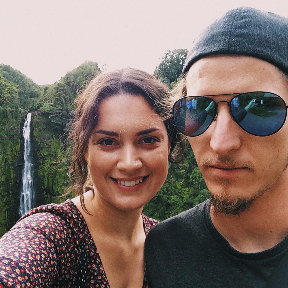 Akaka Falls.