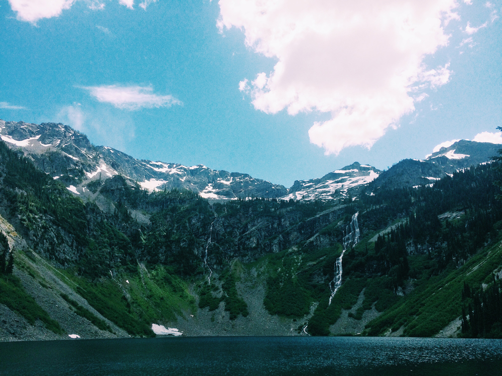 The beautiful Rainy Lake!