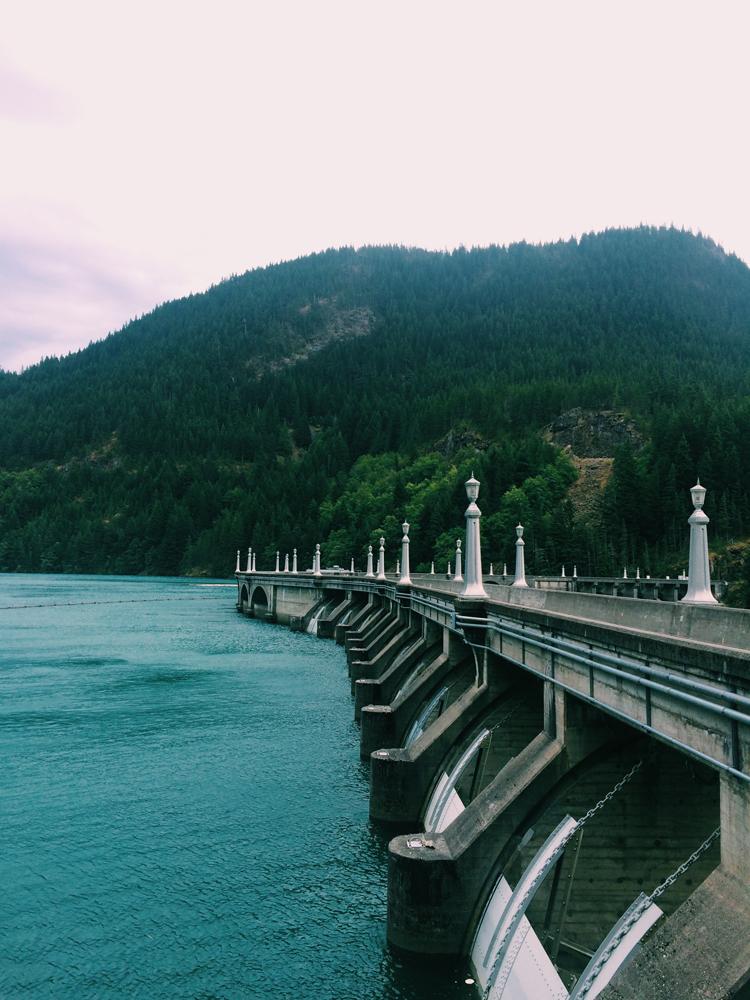 Diablo Dam.
