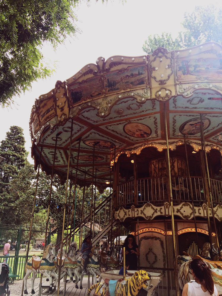 There are so many beautiful carousels hidden all around Argentina!