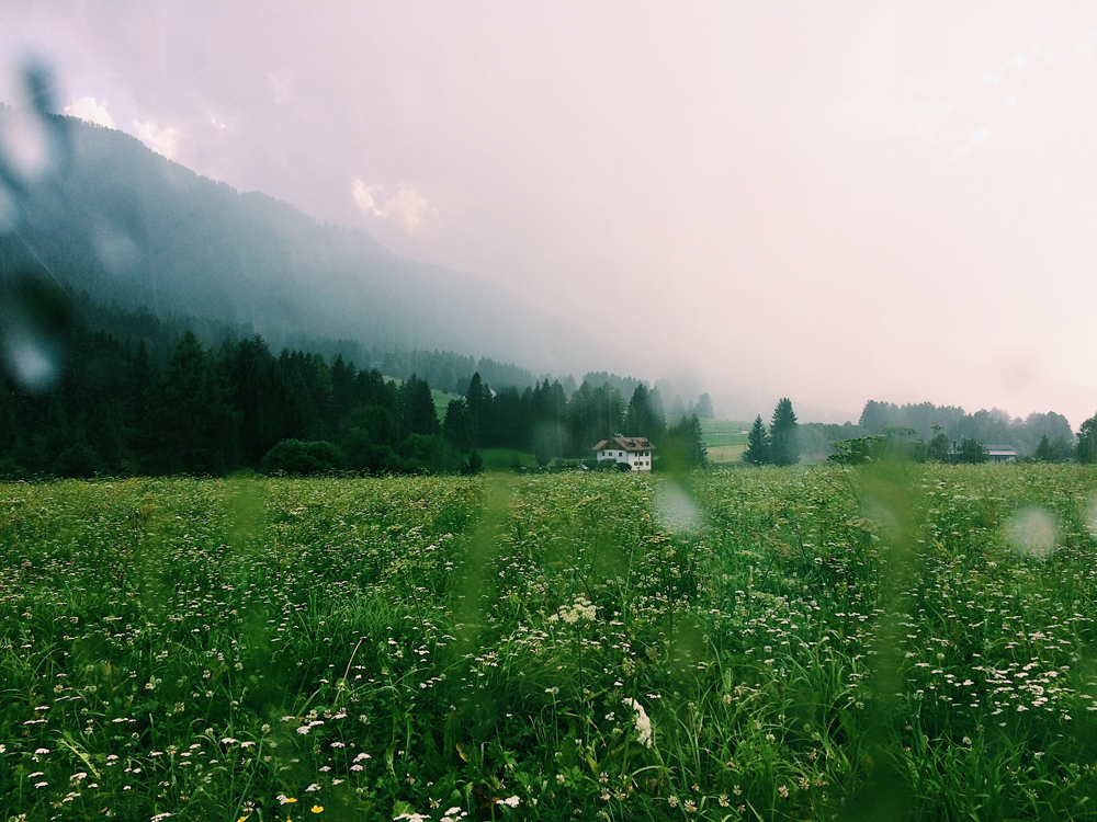 Views around Italy's beautiful countryside.