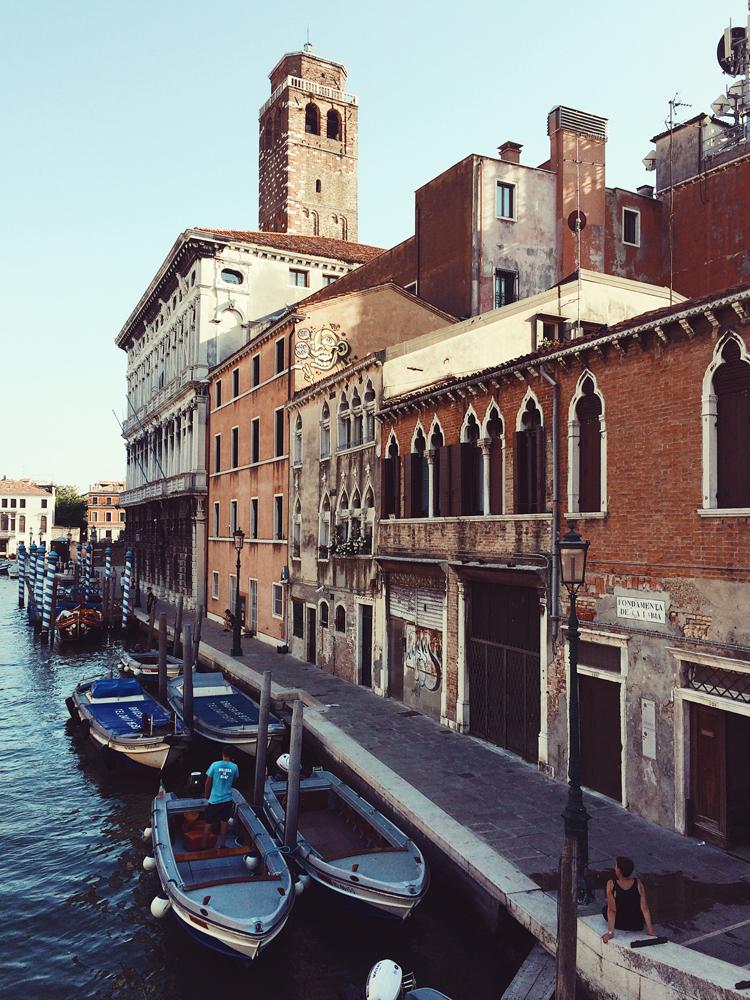 Sights around Venice.