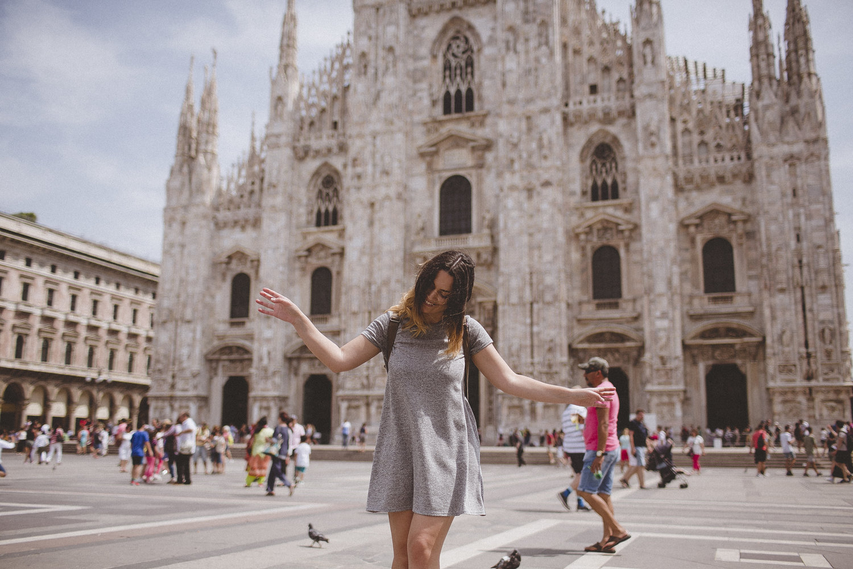 Milan Italy Julia Trotti