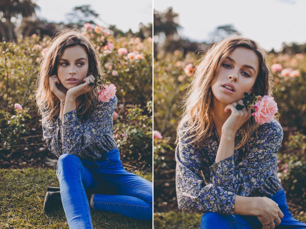 50mm // 50mm (just wanted to get a few extra creative shots on the 50 in this location!)