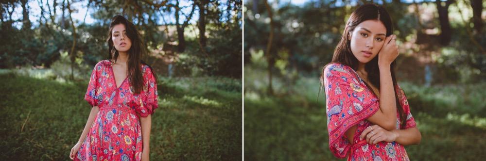 standing in the same spot: full frame 35mm // crop frame 35mm