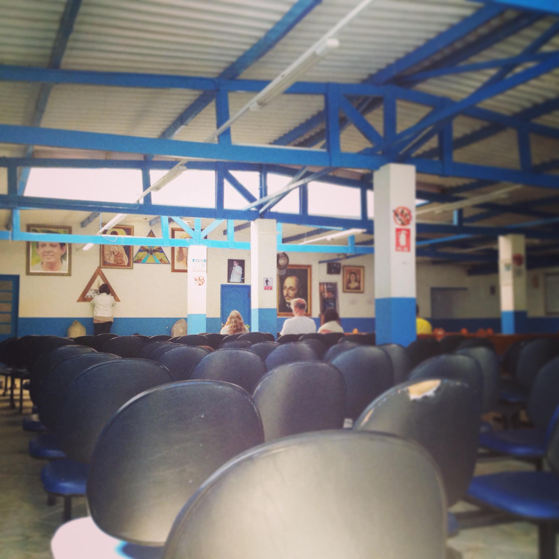 La Hall: il luogo nella Casa dove si aspetta pazientemente per vedere Joao