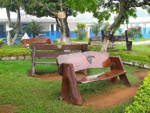 jesus bench in gardens.jpg