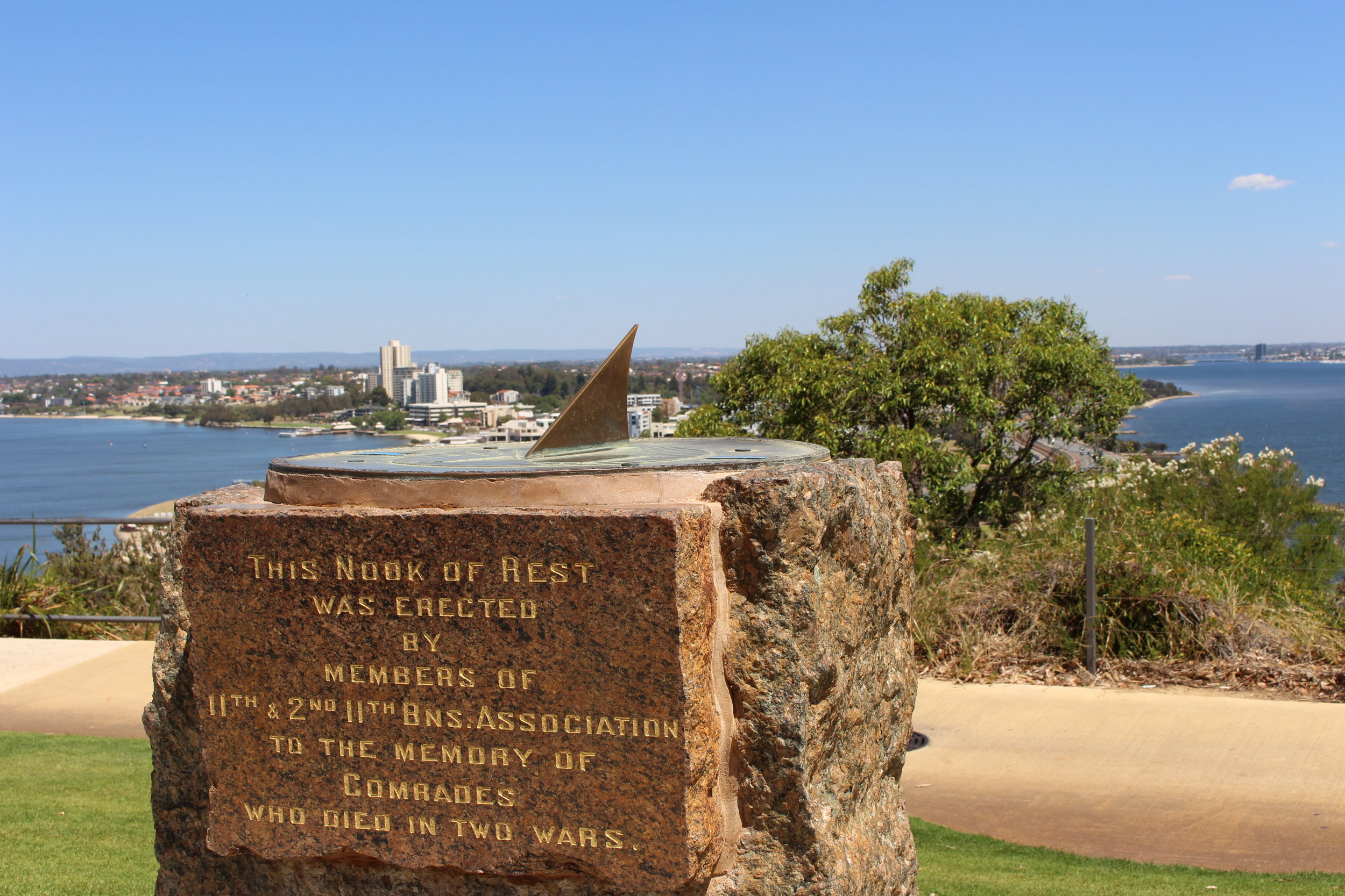 kings park, perth, western australia