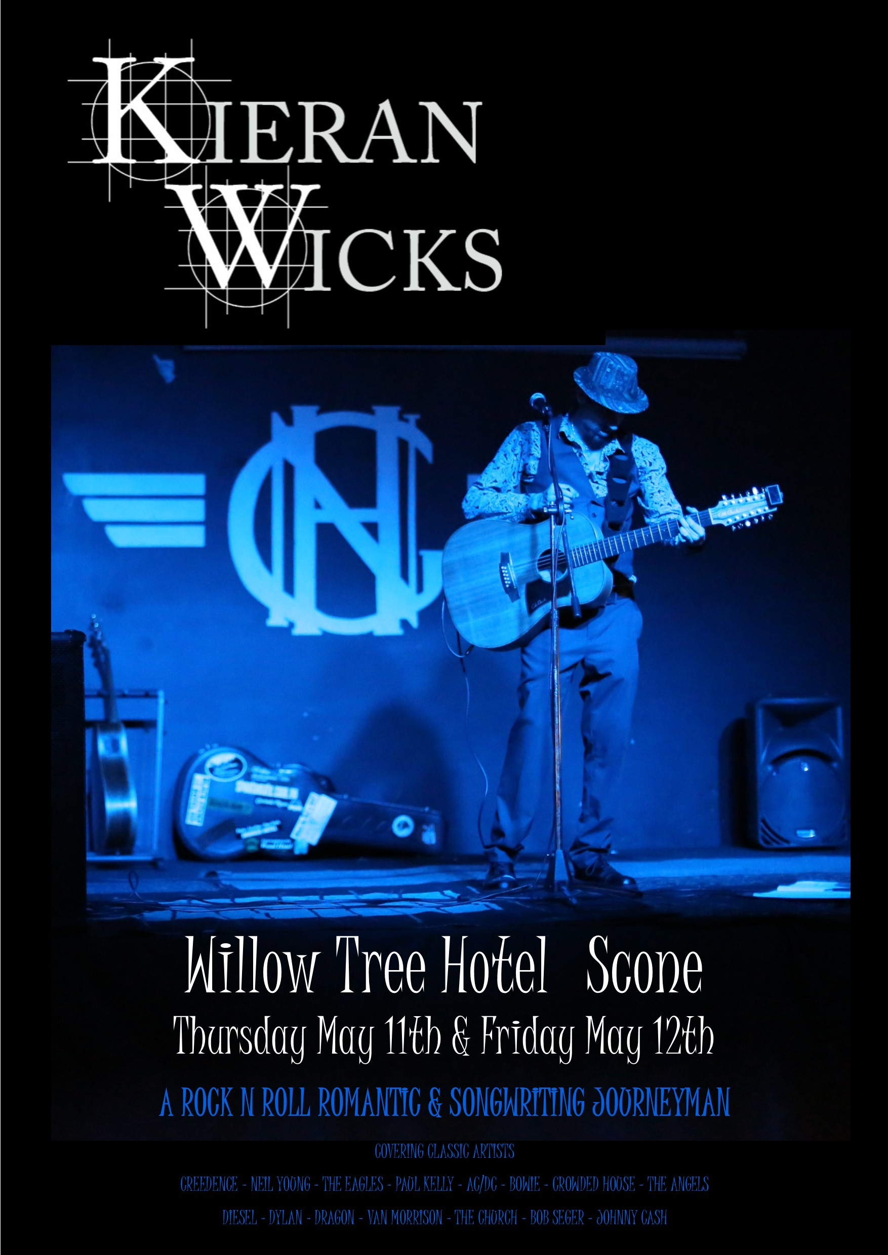 Scone Horse Festival - Live at the Willow Tree Hotel, Scone Upper Hunter NSW