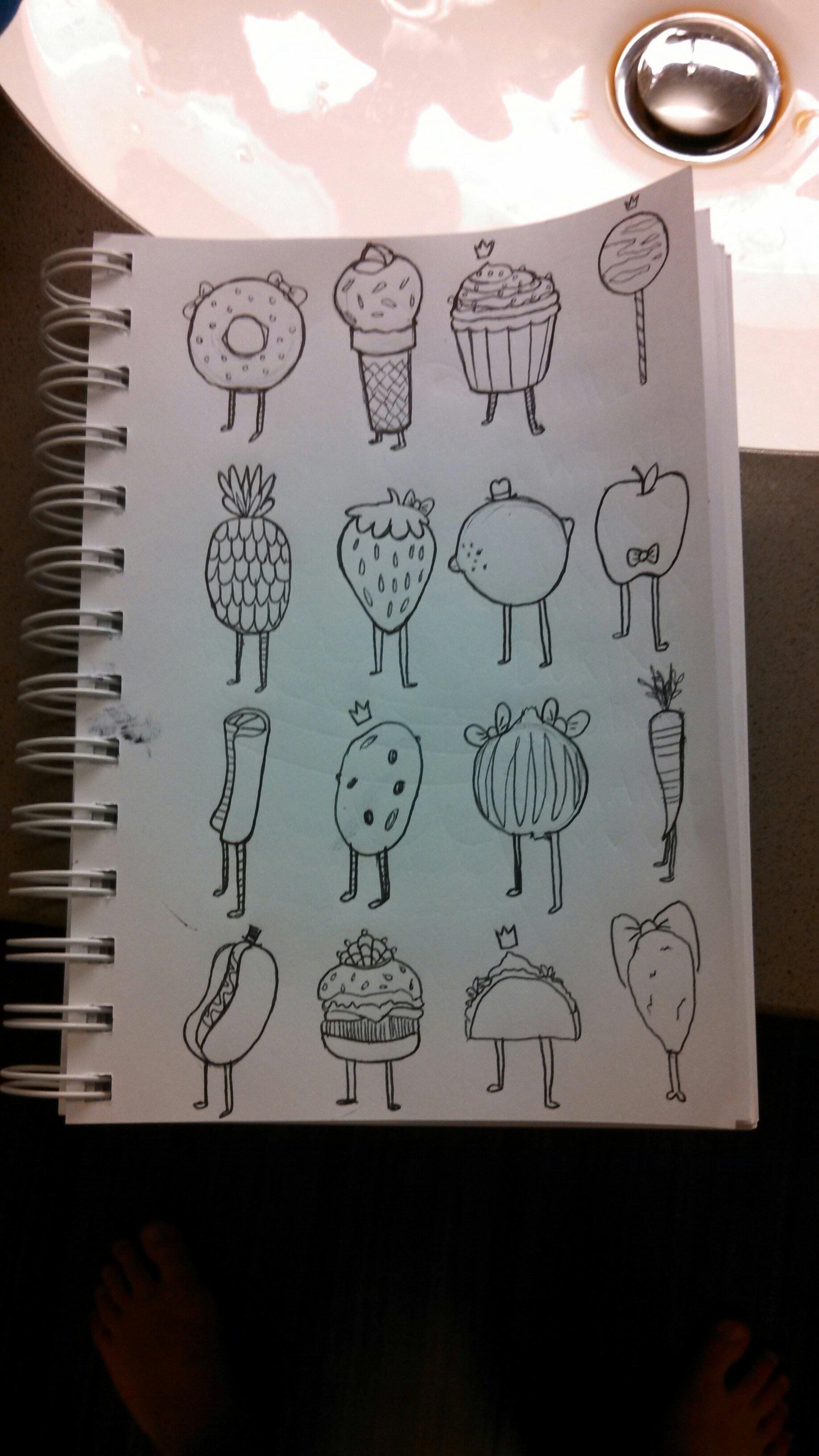 A sketchy sketch.