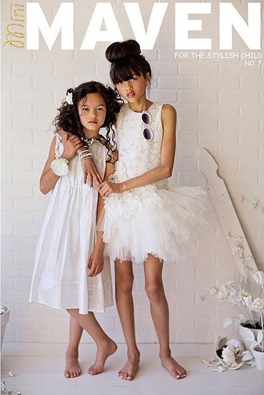 Poetic Summer Whites for Mini Maven, photography by Shannon Sewell