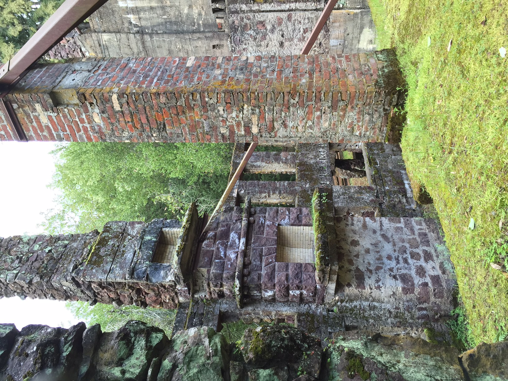 Wolfhouse Ruins