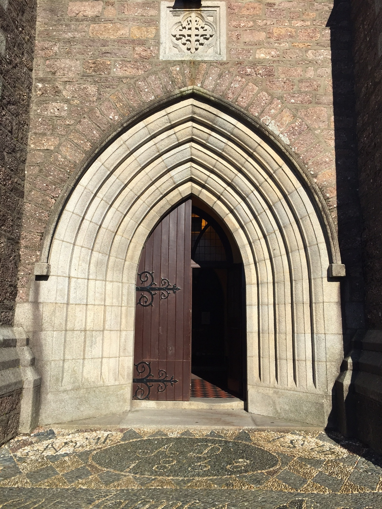 Wexford-Church-Door_heatherbyhand.JPG