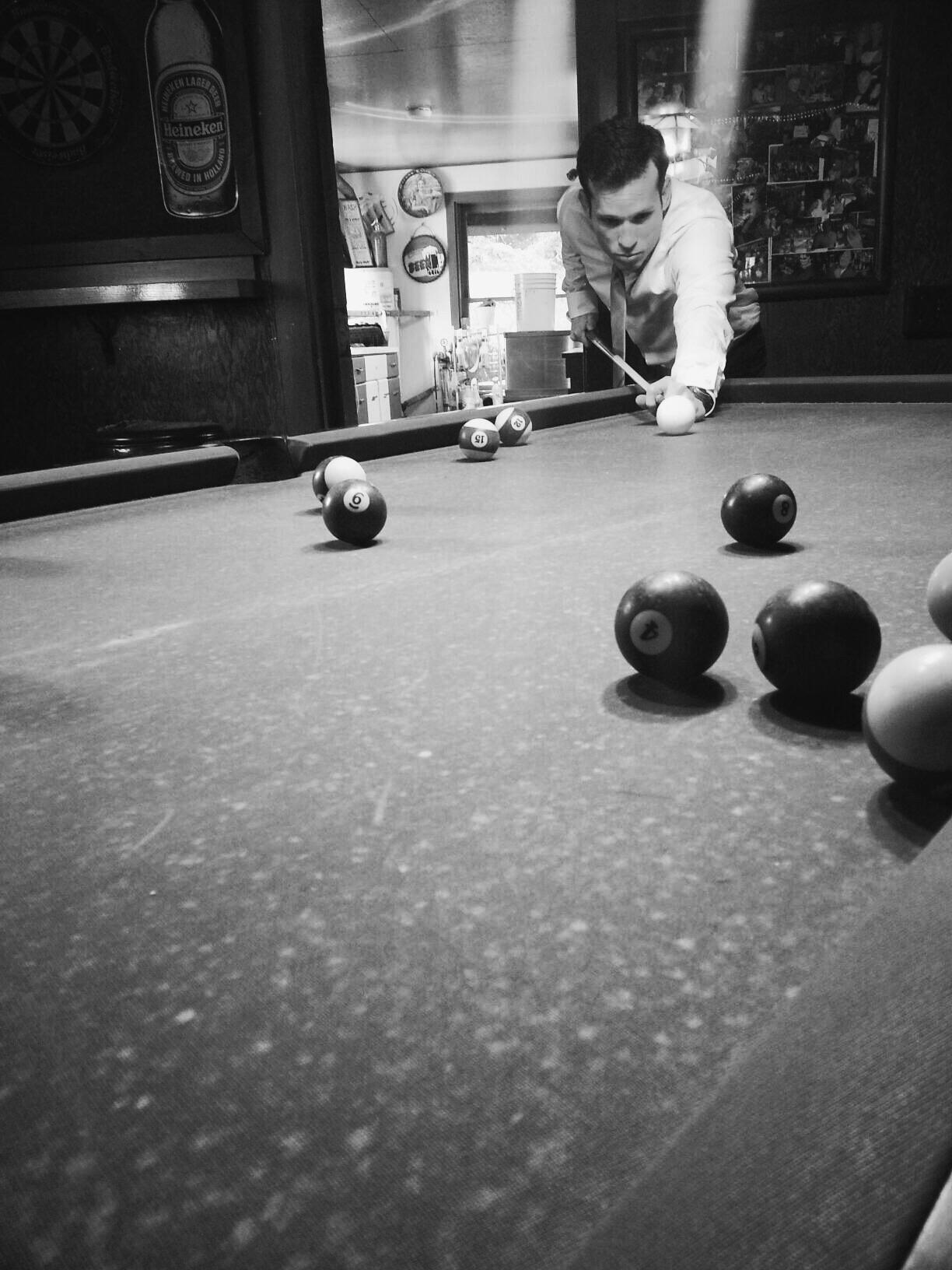 Playing-pool-BW_heatherbyhand.JPG