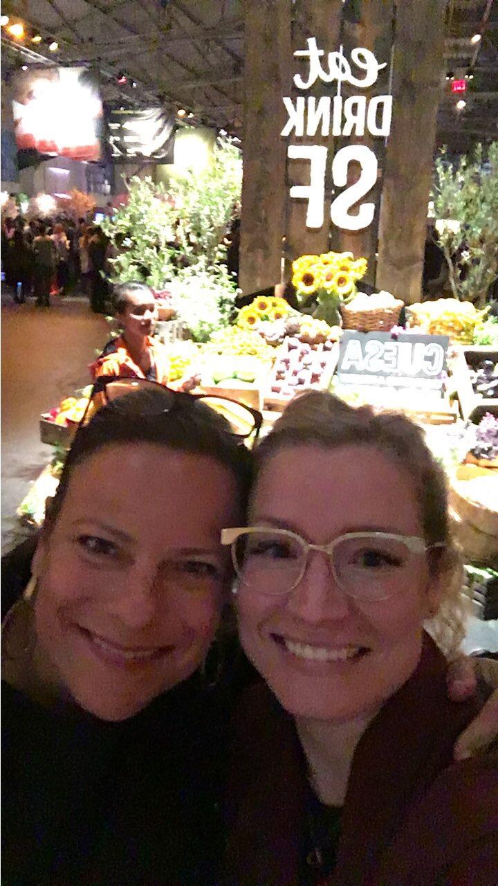 San Fran Food Fest with Leslie