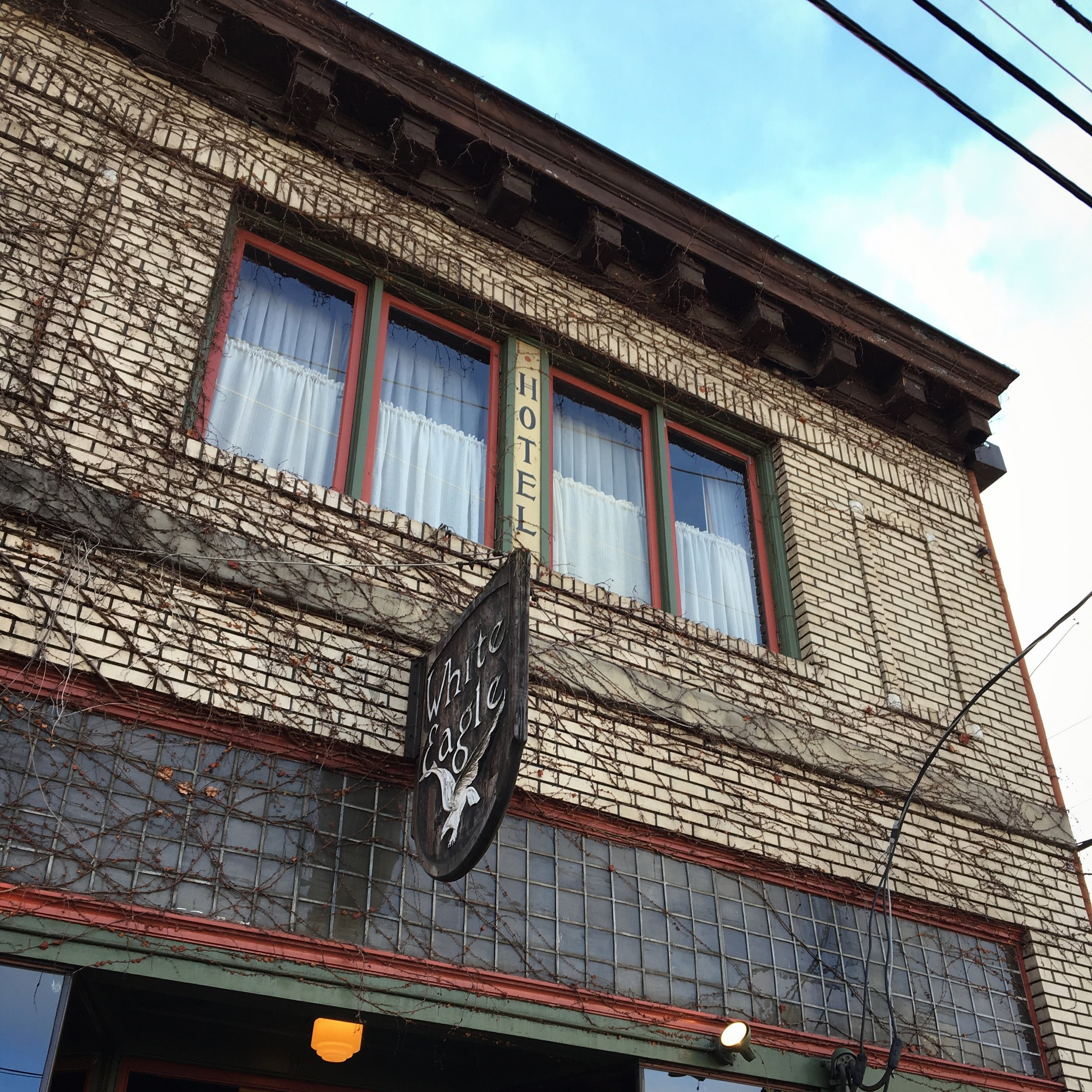 That haunted saloon I mentioned (Portland)