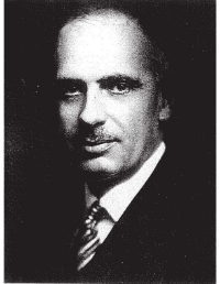 Dr Clarence Hincks. Photo courtesy of CAMH Archives.