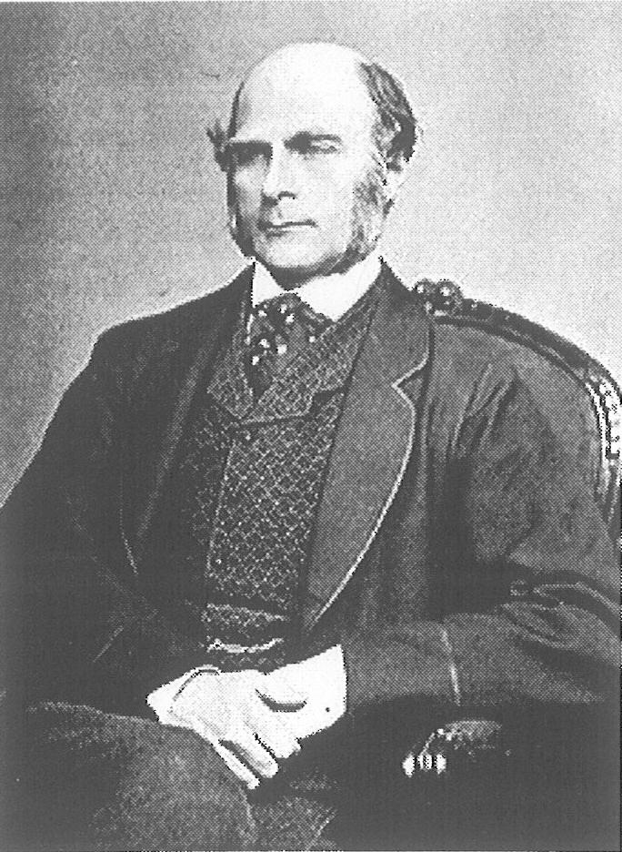 Sir Francis Galton. Wikipedia.