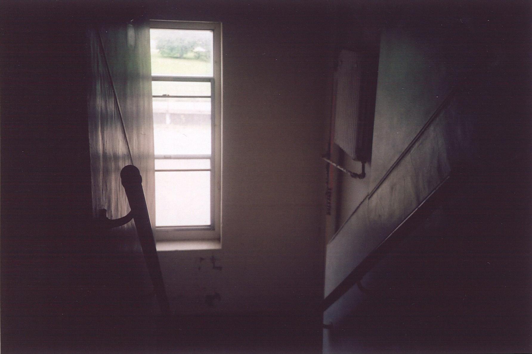 Staircase. Photo: Thelma Whealtey.