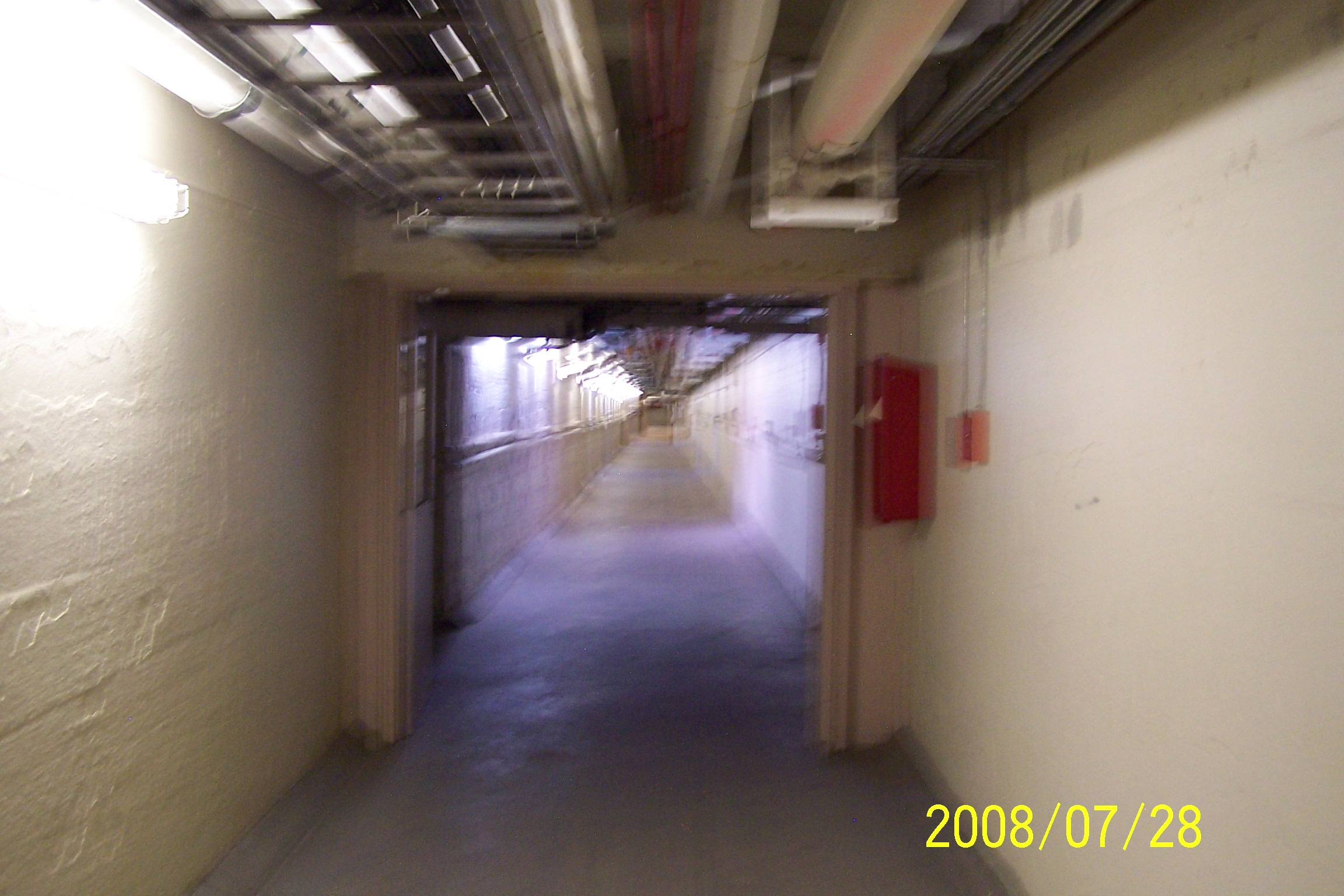 Tunnels. Grounds. Photo: Don Heald.
