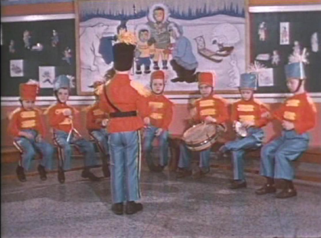 Children's Band, Ontario Hospital School, 1960.