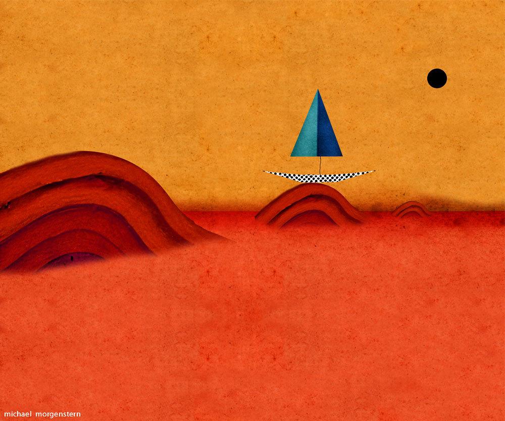 """Dune waves"""