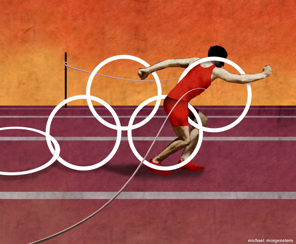"""""""China, Olympic victim?"""" - The London Olympics revealed some of the insecurity plaguing a confident, rising China - the Economist"""